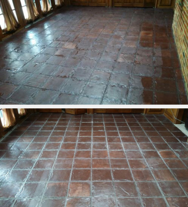 tiles before and after