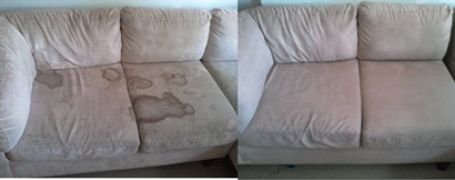 Ecosuds Sofa Before After